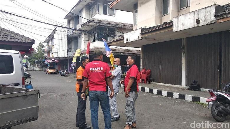 Pria di Bandung Diduga Dibegal Kelompok Bersenpi