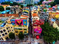 Deretan Spot Instagramable di Macao yang Indah dan Memukau
