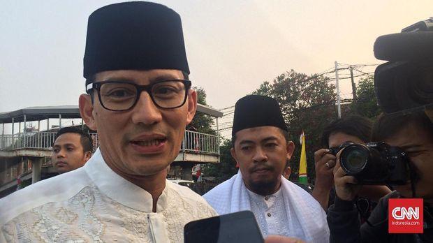 Ferry Mursyidan Masuk Tim Prabowo Atas Ajakan Sandiaga Uno