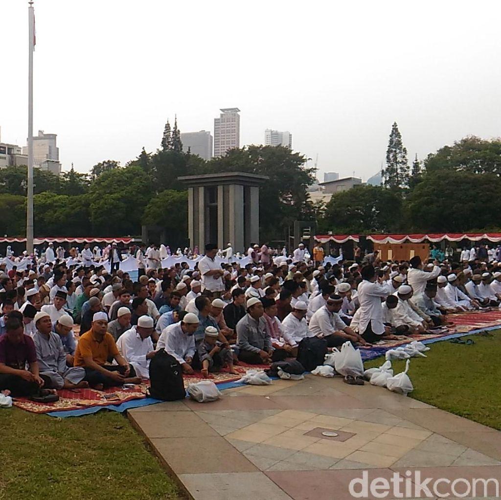Haedar Nashir Akan Jadi Khatib Salat Idul Adha di Lapangan BI