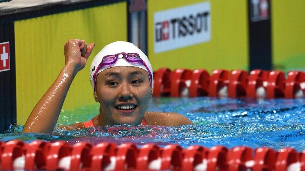 Perenang China Ini Pecahkan Rekor Dunia di Asian Games 2018