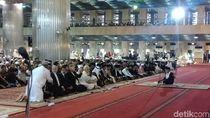 Wapres JK dan Istri Hadir di Istiqlal dan Segera Salat Idul Adha