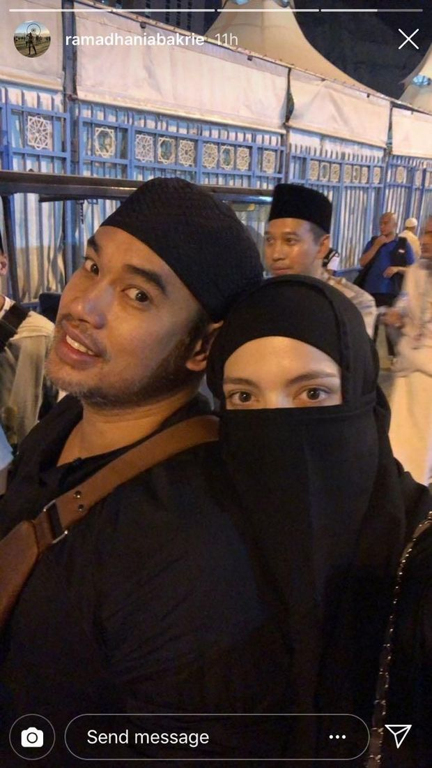 Nia Ramadhani Bercadar, Cocok Nggak?