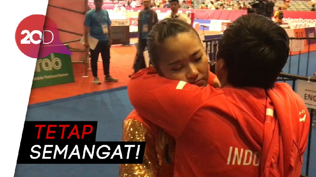 Dua Atlet Wushu Indonesia Gagal Sumbang Medali Asian Games