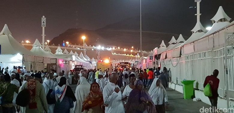 Jemaah Haji RI yang Wafat di Mina 16 Orang