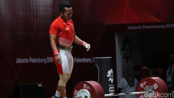 Triyatno akan mengikuti kualifikasi Olimpiade 2020 Tokyo di Thailand. (Agung Pambudhy/detikSport)