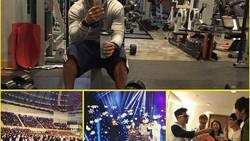 Kim Jong Kook yang terkenal dalam acara Running Man ini terkenal punya badan yang jadi banget meskipun ternyata ia punya tulang belakang yang bengkok.