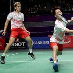 Kevin/Marcus Amankan Tiket Perempatfinal Denmark Terbuka
