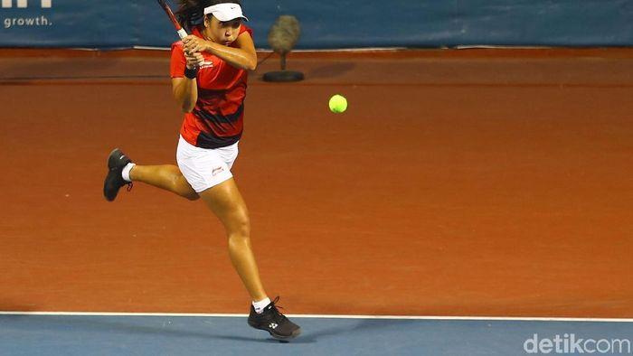 Aldila Sutjiadi fokus tampil di turnamen perorangan ketimbang SEA Games (Agung Pambudhy)