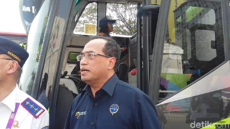 21 Penumpang Bus Tewas di Sukabumi, Menhub: Saya Prihatin
