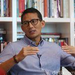 Sandiaga: Masa Sih Pertamina Nggak Bisa Lebih Besar dari Petronas?