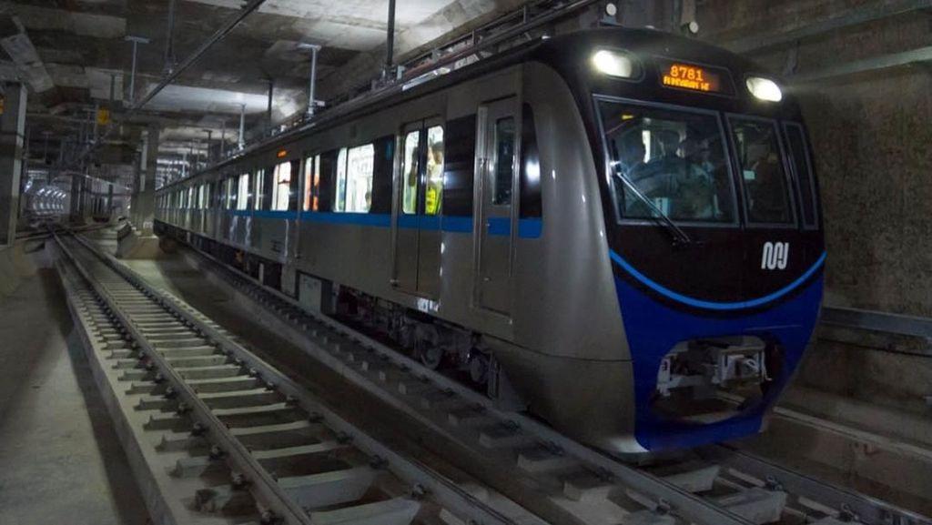 Perpanjangan Jalur MRT ke Tangsel Bisa Dimulai 2021