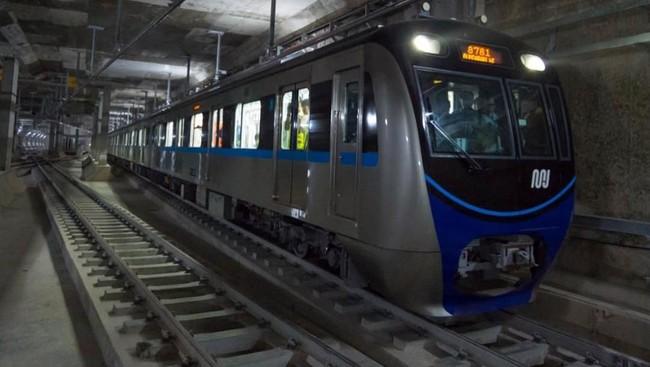MRT Jakarta | Sumber: Detik