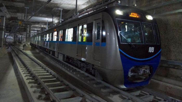 Foto: Istimewa/MRT Jakarta