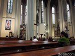 Misa di Katedral Khidmat, Salat Idul Adha Khusuk di Istiqlal