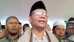 Mahfud Md-Maruf Pelukan, PPP: Kenapa yang Bawah Mempersoalkan?