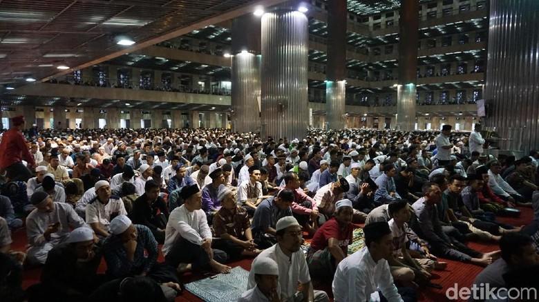 Hewan Kurban Jokowi-JK di Istiqlal Disembelih Sore Nanti