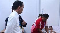 Kritik Jokowi Jenguk Anthony, Fadli: Presiden Baiknya Fokus di Lombok