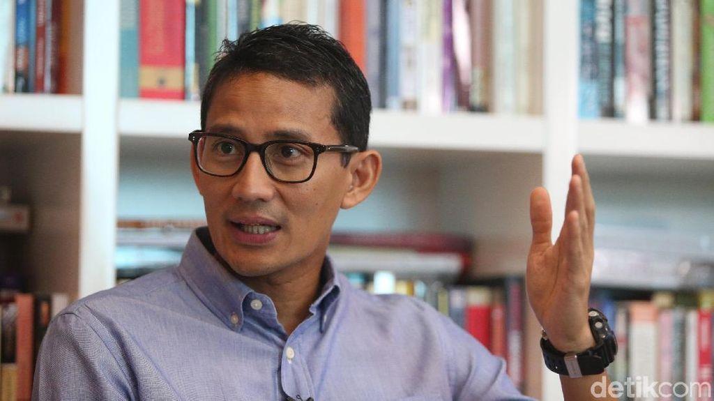 Utang BUMN Tembus Rp 5.000 T, Sandiaga:Kita Mestinya Khawatir
