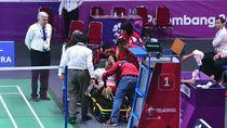Risiko Terburuk Kram Otot, Cedera yang Dialami Anthony Ginting