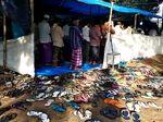 Salat Id di Masjid Darurat, Semangat Warga Lombok Tetap Membara