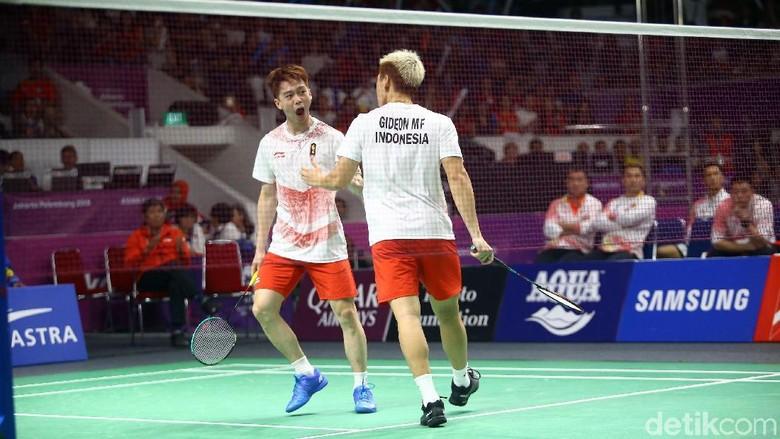 Kevin/Marcus dan Praveen/Melati Lolos Perempatfinal Jepang Terbuka