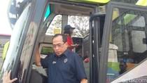 Menhub Minta Damri Siaga untuk Beri Bantuan Korban Gempa Lombok