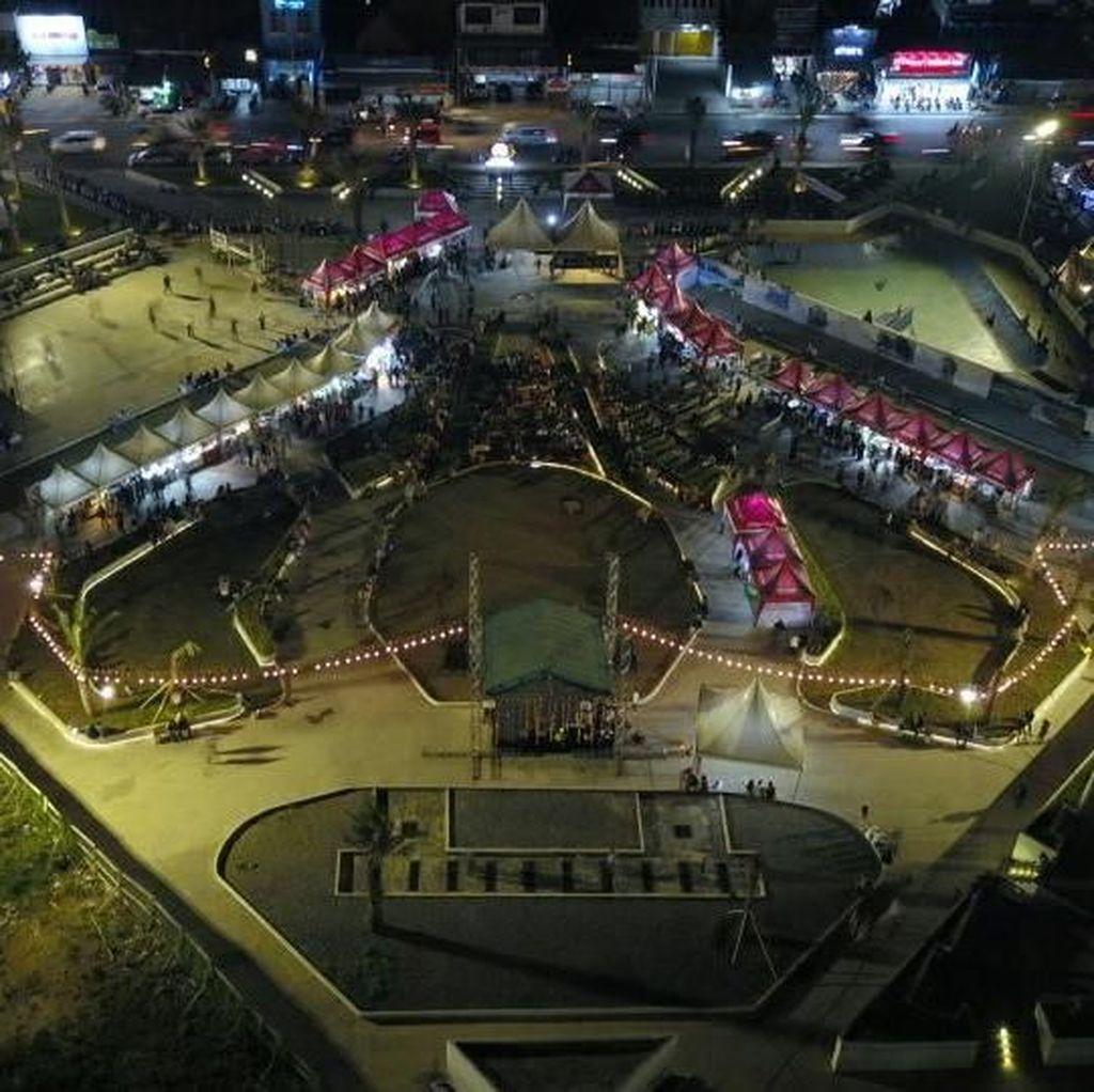 Ini Acara GenPi Lampung yang Hebohkan Festival Krakatau