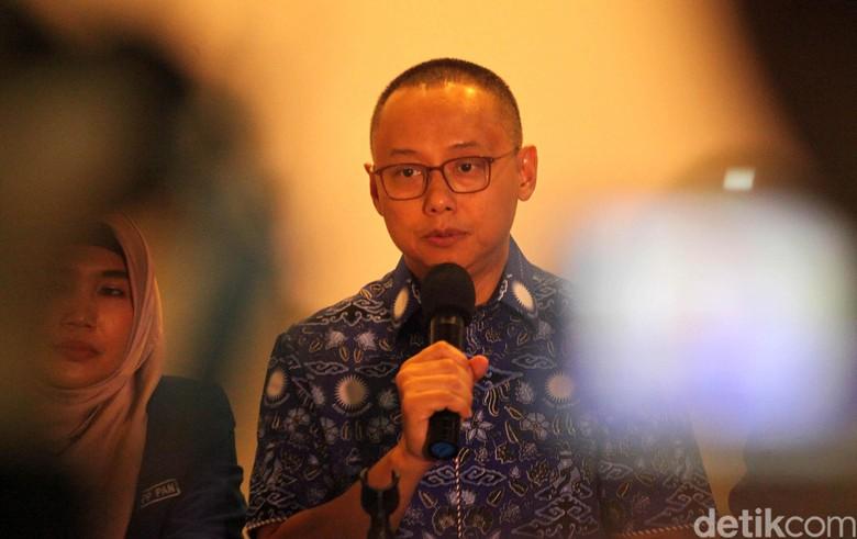 PAN soal Tudingan Dua Kaki oleh Andi Arief: Tidak Substansial