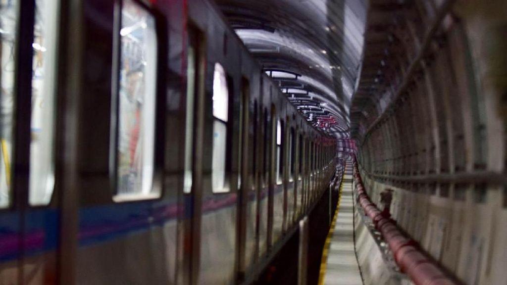 MRT Mau Dibangun dari Fatmawati ke TMII, Jadi Digarap Korsel?