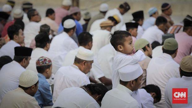 Salat Idul Adha dilakukan di hari Idul Adha