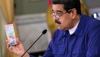 Venezuela, Negara Kaya Minyak yang Ekonominya Babak Belur