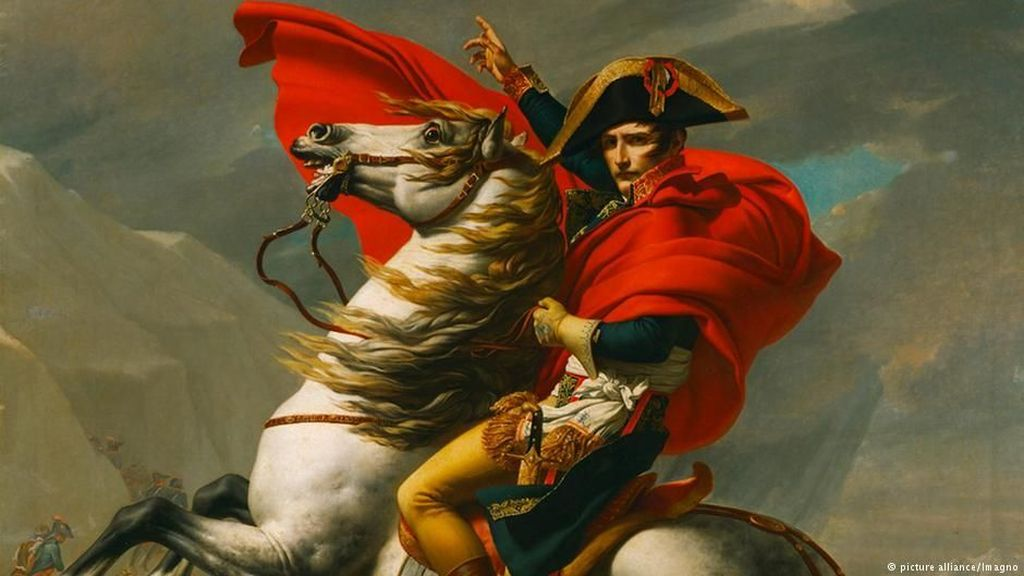 Letusan Tambora Berperan dalam Kekalahan Napoleon di Waterloo