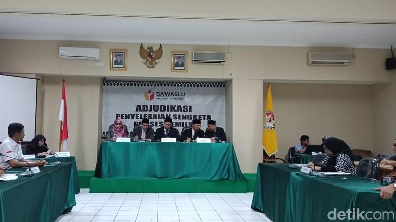 Sidang M Taufik Vs KPU DKI Akan Dengarkan Keterangan Ahli