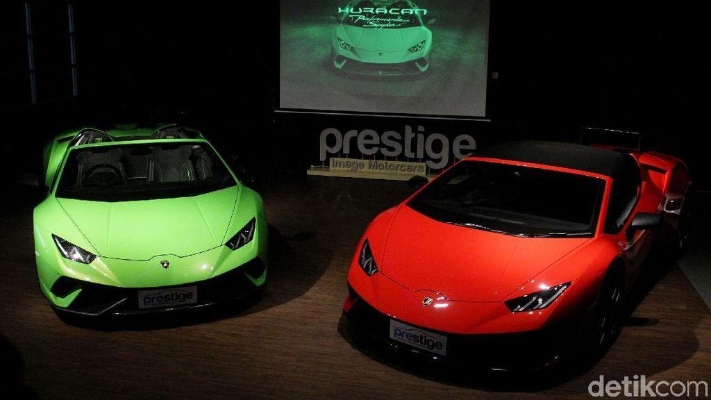 Dolar Menguat, Importir Ini Nekat Datangkan Mobil Super