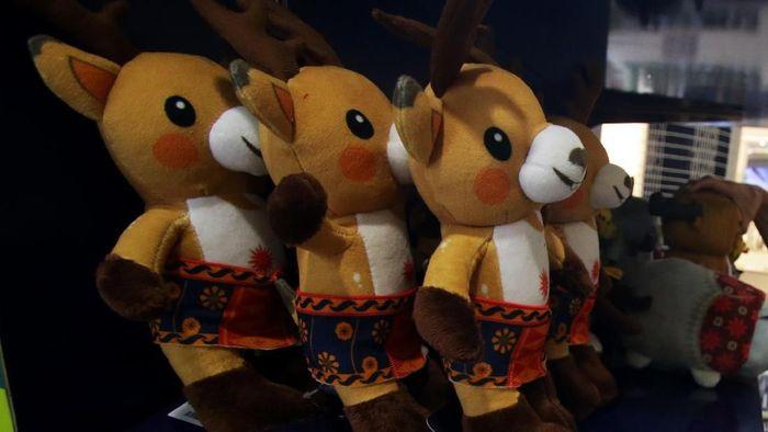 Geliat Bisnis Boneka Maskot Asian Games 3657195a19