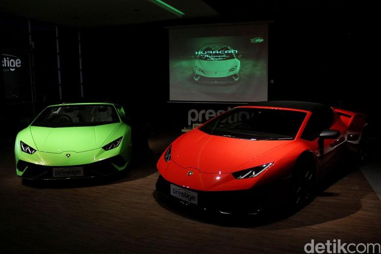 Banteng Anyar Lamborghini. Foto: Rifkianto Nugroho