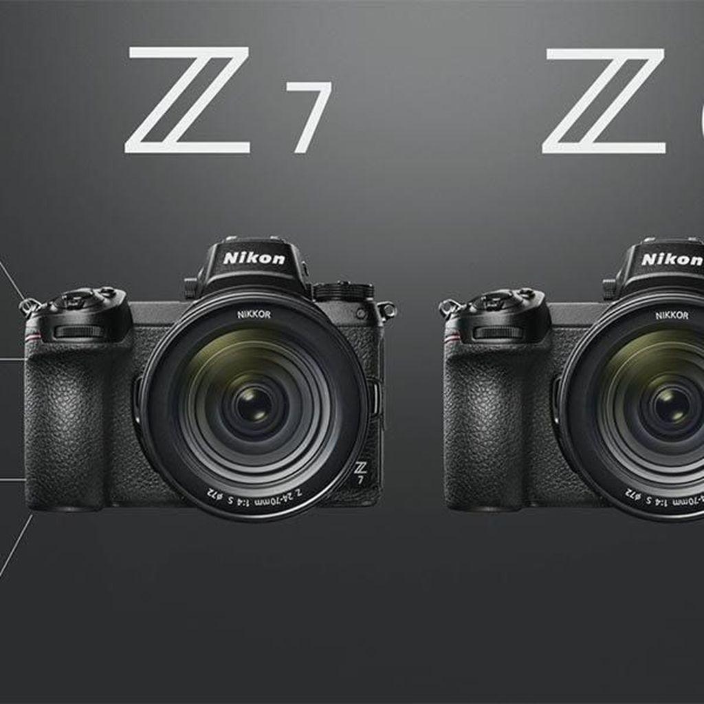 Nikon Kewalahan Penuhi Pesanan Mirrorless Z7