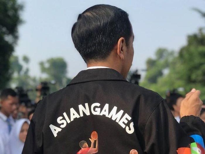 Presiden Joko Widodo memerintahkan bonus Asian Games diberikan secepatnya (Instagram)