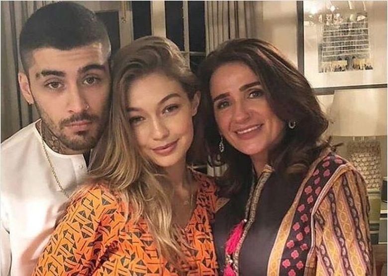 Zayn Malik dan Gigi Hadid sempat mesra kembali usai putus beberapa bulan lalu, yakni di Maret 2018 lalu. Dok.Instagram/gigihadid/zaynmalik