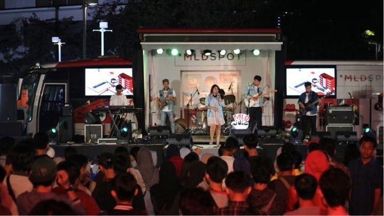 Lebih Seru, Stage Bus Jazz Tour 2018 Hadir dengan Konsep Baru