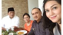 Jadi Istri Mayjen TNI, Ini 10 Momen Kulineran Bella Saphira