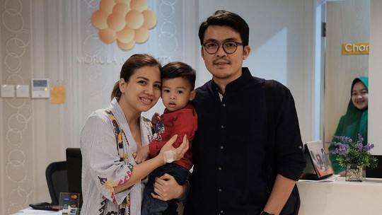 Ingin Punya Anak Kedua, Tya Ariestya Jalani Program Bayi Tabung