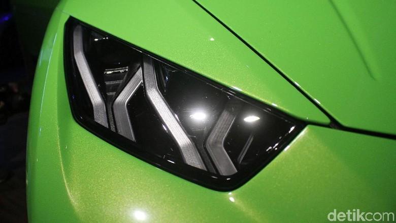 Mobil Lamborghini Foto: Rifkianto Nugroho