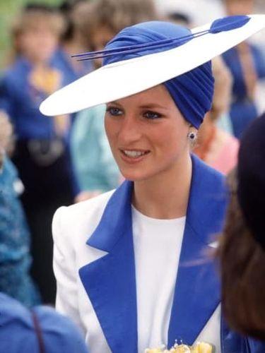 Ini Satu-satunya Riasan Putri Diana yang Sulit Diikuti Meghan Markle
