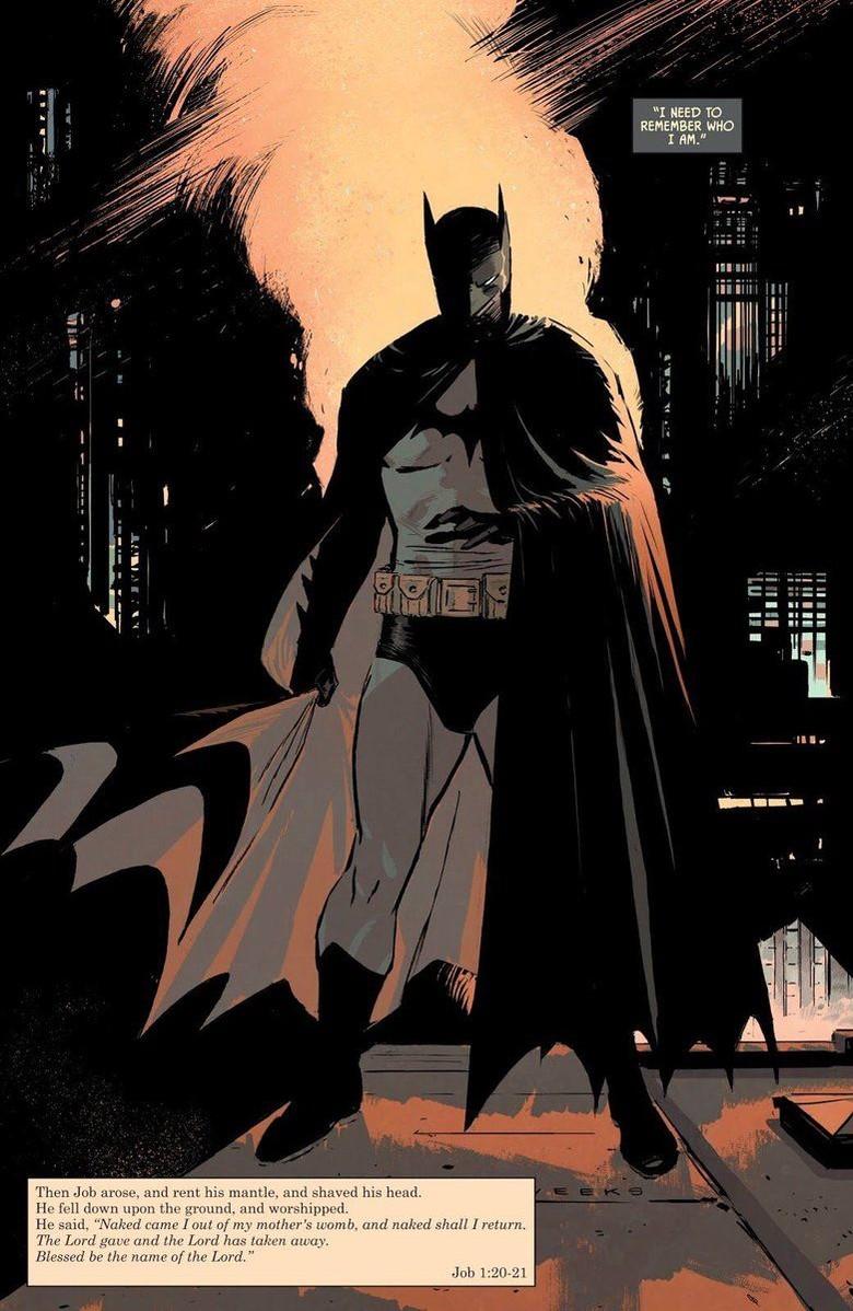 Pembaca Komik Protes karena DC Sensor Gambar Vulgar Batman