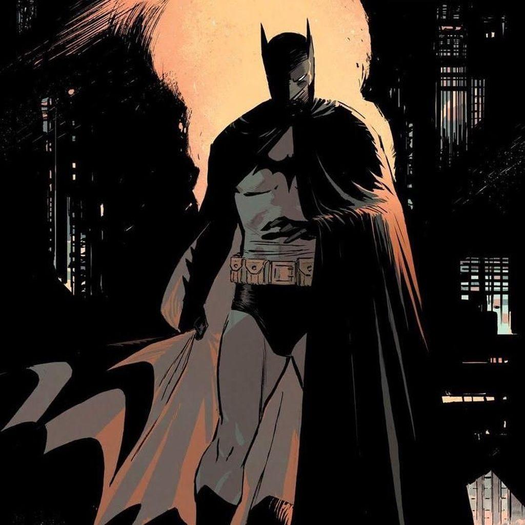 Diprotes karena Terlalu Vulgar, DC Comics Batalkan Komik Batman Damned