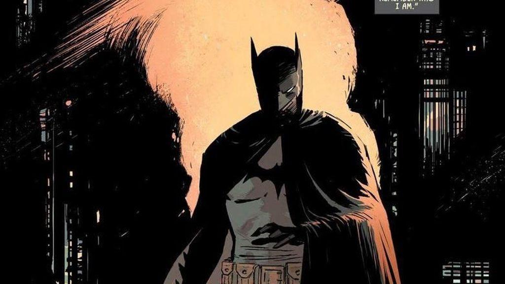 Vulgar, Batman di Komik Ini Sengaja Disensor