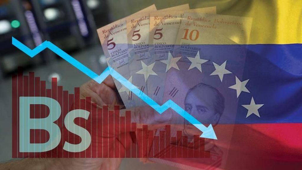 Makin Terpuruk, Transaksi Valas Venezuela Gunakan Uang Cash