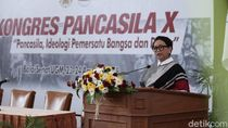 Menlu: Palestina Berada di Jantung Politik Luar Negeri Jokowi